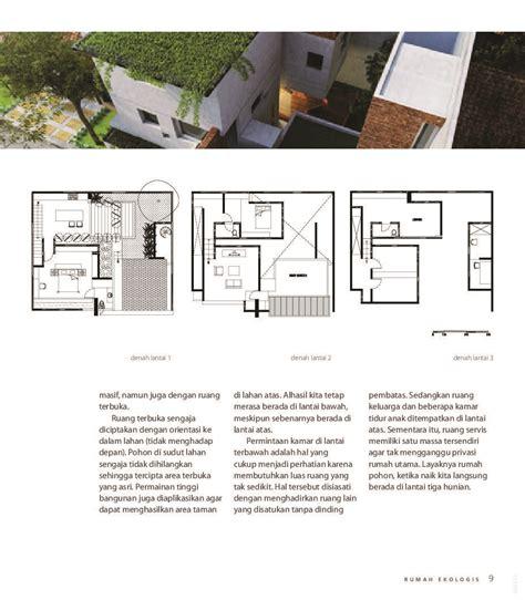 Harga Buku Arsitek Architects Data by Jual Buku Seri Karya Arsitek 20 Rumah Ekologis Atelier
