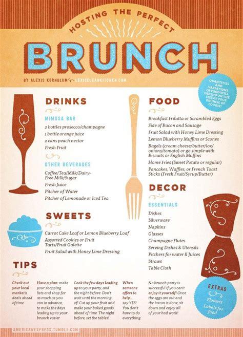 s menu ideas hosting the brunch s clean kitchen
