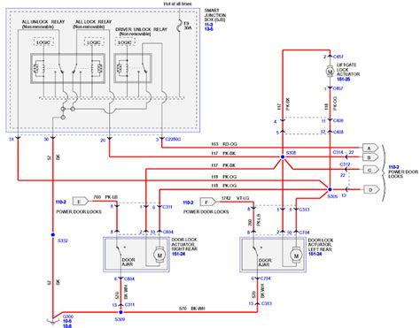 2004 ford f250 underdash fuse diagram ford truck