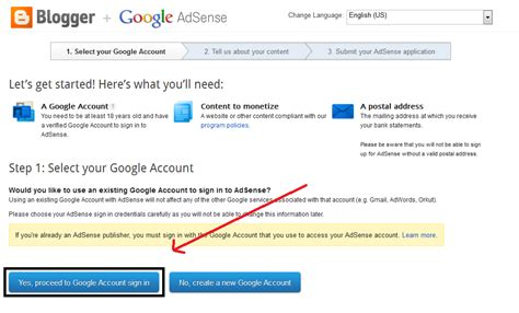 blogger earnings start earning with your blogger blog with adsense e