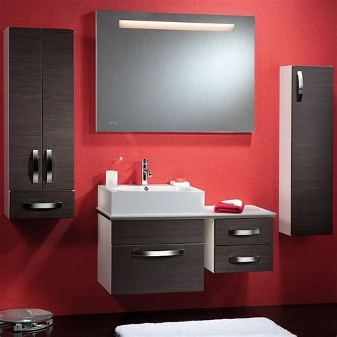 vanity badezimmer badezimmer set vanity 5 teilig wei 223 glanz versch