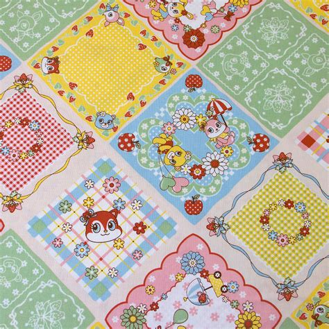 Quilt Cloth by 50cm 110cm Diy Patchwork Quilt Fabric Tilda Cloth Japanese
