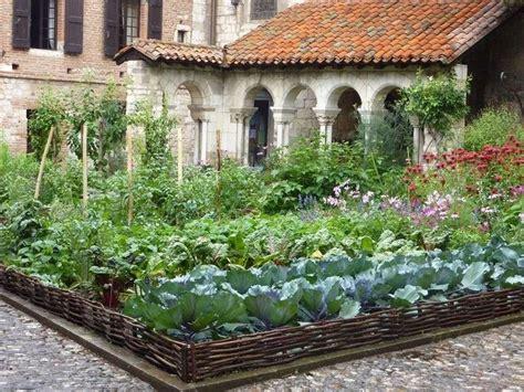 monastery garden heirloom garden pinterest