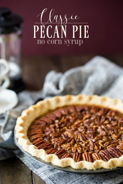 pecan pie recipe baking  moment