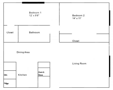 common bedroom size drury university bedroom dimensions and floor plans