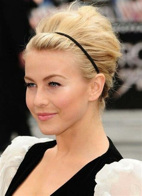 headband hairstyles for thin hair 12 short updo hairstyles ideas anyone can do popular