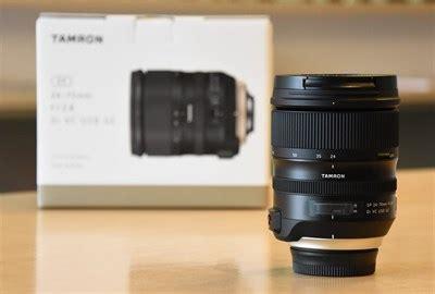 tamron 24 70 2.8 vc g2 lens