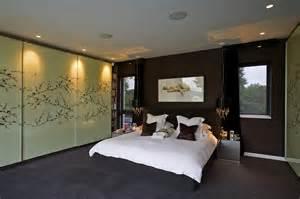 Master Bedroom Color Schemes Lavish Master Bedroom Embraces A Color Scheme Decoist