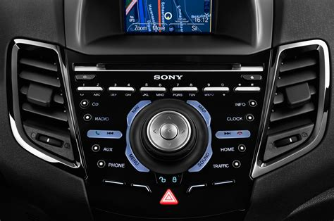 Audio Interiors by 2016 Ford Reviews And Rating Motor Trend