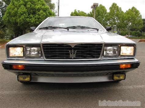 1985 maserati biturbo for sale 1985 maserati bi turbo coupe for sale