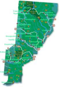 Cascade mountains washington map go northwest a travel guide