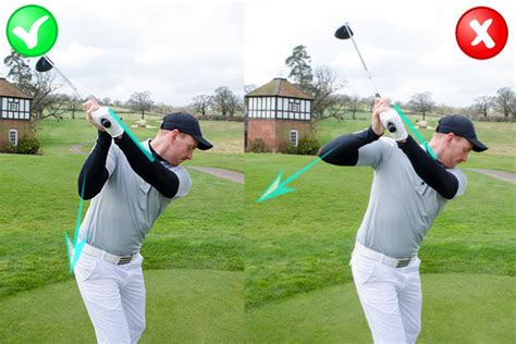 swing elbow elbows and hips for consistent ball striking me and my golf