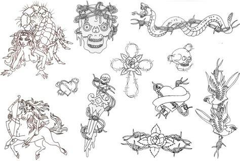 tattoo flash free printable free printable tattoo flash album misc flash sheets