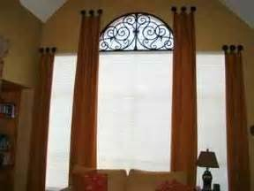 Half Moon Blinds For Windows Ideas Window Treatments By Ask How To Dress An Eybrow Window Or Half Circle Window