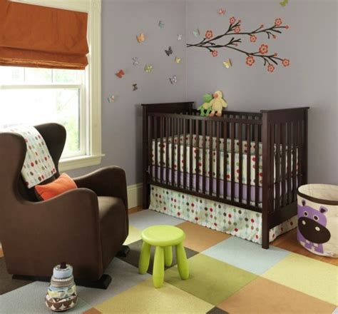 the babys room dressing up your child s nursery with retro trendy type decorations tree