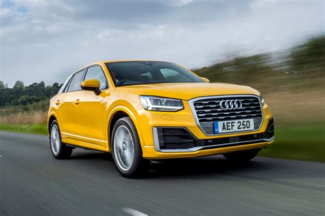 new audi q2 petrol 2016 review pictures auto express