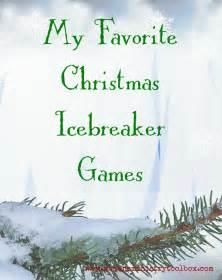my favorite christmas icebreaker games women s ministry