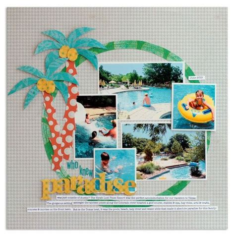 scrapbook layout designs 17 best images about scrapbooking travel on pinterest