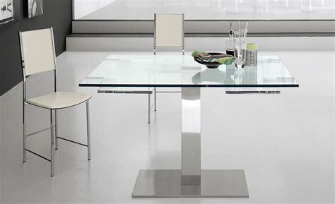 tavoli in cristallo allungabili cattelan tavolo allungabile in cristallo elvis drive by cattelan