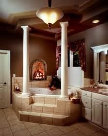 Fireplaces In Bathrooms Gorgeous Bathrooms With Fireplace Kitchens Bathrooms