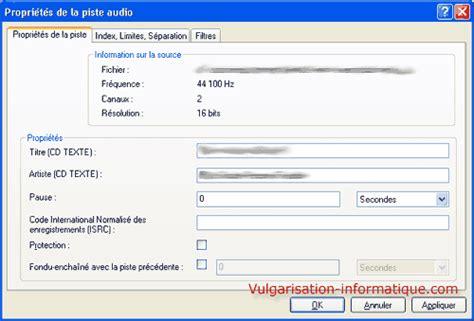 format audio graver cd graver un cd audio avec nero