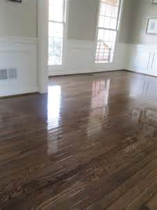 Hardwood Floor Refinishing Costs - acanthus and acorn the process of refinishing hardwood floors before and after