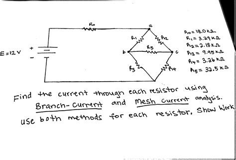 working out current through a resistor how to work out current through a resistor 28 images general physics ii compute the current