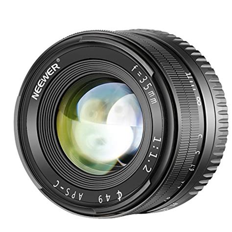 Neewer 35mm F1 7 2 10 best selling newly launched digital lenses