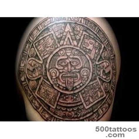 mayan tattoo designs and meanings designs ideas meanings images