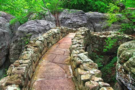 Rock City Gardens Lookout Mountain Ga Thursday August Rock City Gardens