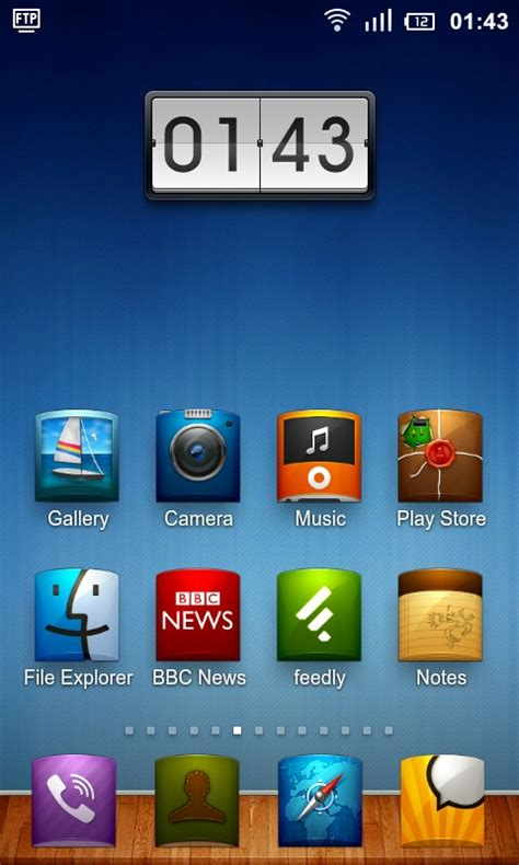 miui paid themes for free with xposed module miui theme gladhander icons template android