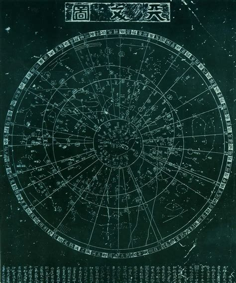 Mansions by Chinese Constellations Wikipedia