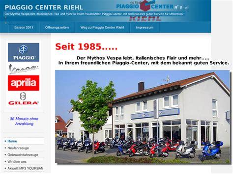 Aprilia H Ndler Nrw Motorrad by Piaggio Center Riehl In Karlsdorf Neuthard Motorradh 228 Ndler