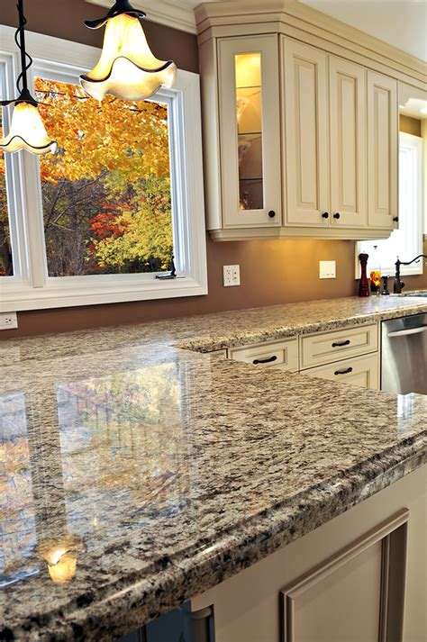 granite kitchen countertops cost how much is the average price of granite countertops