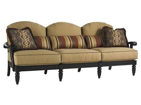 bahama outdoor kingstown sedona cast aluminum sofa