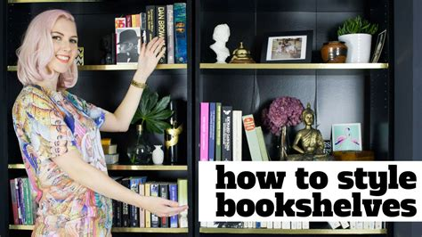 how to style bookshelves sarahakwisombe