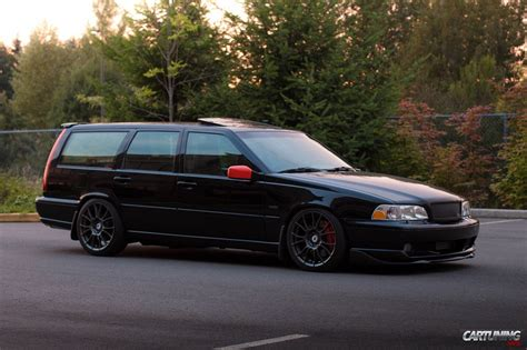 volvo v70 tuning volvo v70 side