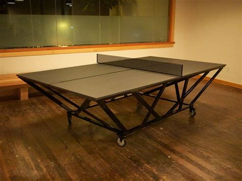 ping pong table wheels 17 best images about ping pong table on pinterest caves