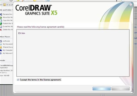 corel draw x5 offline installer installation problem coreldraw graphics suite x5