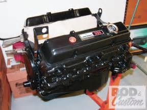 350 small block chevy crate engine
