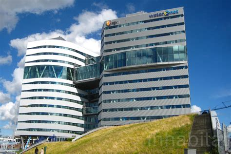 Office Furniture Blogs green roofed waternet building recycles water for the