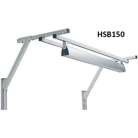 work bench light overhead light support bracket for wb workbench ese direct