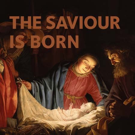 The Saviour infant holy infant lowly st giles