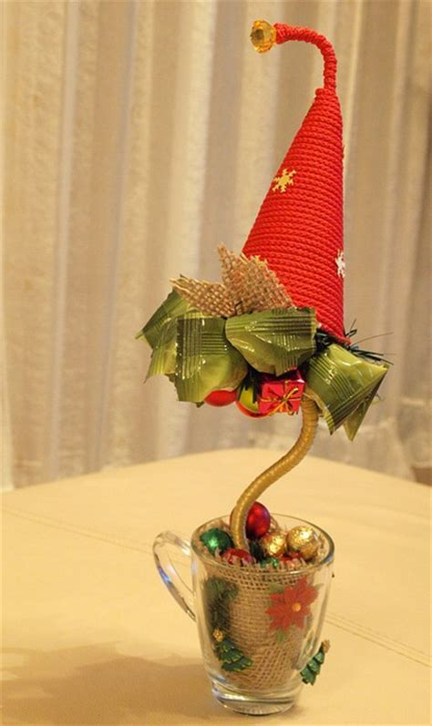 diy christmas topiary trees  perfect decor