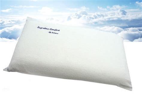 supreme comfort supreme comfort kussens uit geheugenschuim van royal jelic
