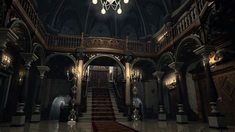 resident evil lost nightmare unreal  project wip polycount