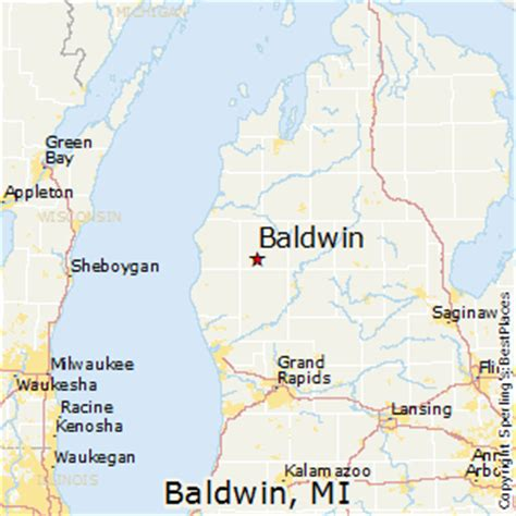 best places to live in baldwin, michigan