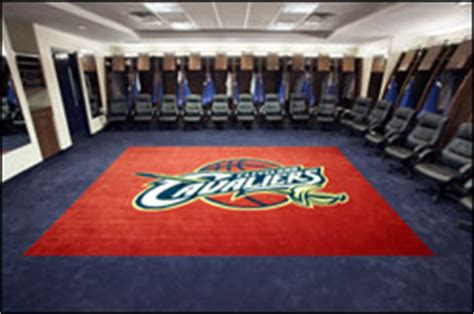 cleveland browns locker room cavaliers turn into reality the official site of the cleveland cavaliers