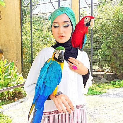 Tutorial Turban Baling Baling Bambu Dian Pelangi | hijab style gaya turban baling baling bambu ala dian