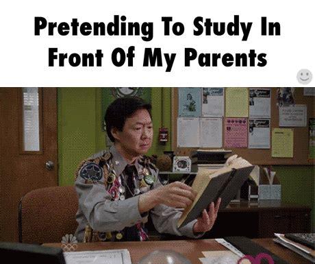 Asian College Freshman Meme - always gif kenjeong funny school discover share gifs